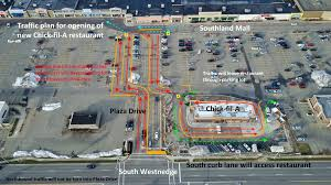 Michigan Traffic Map by Fil A Opening In Portage Prompts Traffic Changes On
