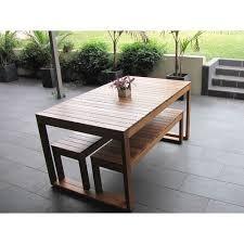 brilliant 3 piece outdoor dining set aqua luxe outdoor patio