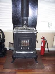 antique cast iron wood burning stove antique appraisal instappraisal