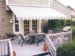 Cost Of Retractable Awning Custom Retractable Awnings By B U0026h Contractors Of Bucks County