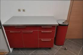 meuble cuisine d occasion cuisine bois table de cuisine en bois exotique
