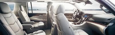 inside cadillac escalade cadillac escalade interior accessories design automobile