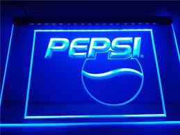 Neon Sign Home Decor Online Get Cheap Pepsi Neon Sign Aliexpress Com Alibaba Group