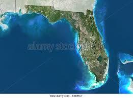 satellite map of florida united state florida satellite image stock photos united state