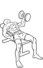 Good Weight For Dumbbell Bench Press Dumbbell Fly Isolate Your Chest Muscles With This Dumbbell Exercise