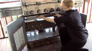 how to clean your gas weber barbecue youtube