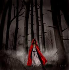 tales faerie red riding hood feminism