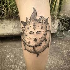 125 sun and moon designs for
