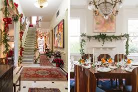 an inside look at new orleans u0027 best holiday garden district home tour