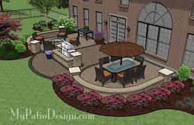 My Patio Design Arc Patio Tinkerturf