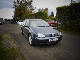 used volkswagen golf 2003 for sale motors co uk