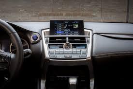 lexus nx phone app lexus nx 300h remote touch hits sore spot news cars com
