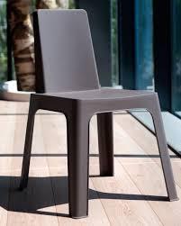 Outdoor Plastic Stackable Chairs Indoor Outdoor Plastic Stacking Chair Pack Of 4