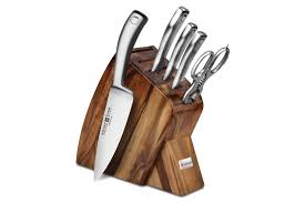 adorable wusthof knife block of gourmet set 12 cutlery and