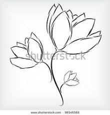 gallery easy sketches to draw of flower drawing art gallery