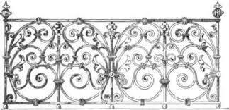 chapter x ornamental iron work