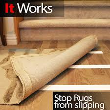 How To Stop A Rug Slipping On Wooden Floors Coffee Tables Best Rug Tape How To Keep Area Rugs From Slipping