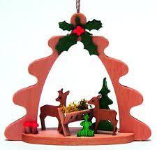 wooden tree ornament german ebay