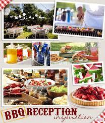 Backyard Bbq Wedding Ideas Backyard Bbq Wedding Reception Seating Top 25 Rustic Barbecue Bbq