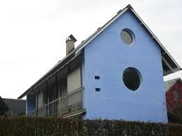 browse house blaues haus herzog and de meuron oberwil switzerland mimoa