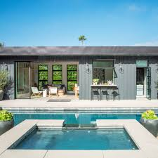 how to design a show stopping pool house sunset