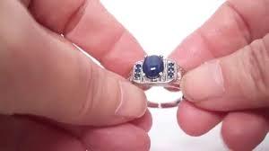 pink star diamond ring blue star sapphire u0026 kanchanaburi blue sapphire men u0027s ring u0026 plat