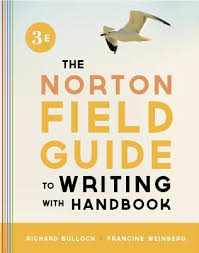 the norton field guide to the norton field guide to writing with handbook the norton field