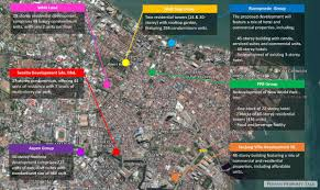 Georgetown Map 7 Upcoming Projects At George Town 2017 2018 Penang Property Talk