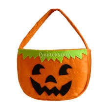 halloween party trick or treat bag kids gift loot sweet candy