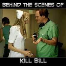 Kill Bill Meme - behind the scenes of kill bill meme on sizzle