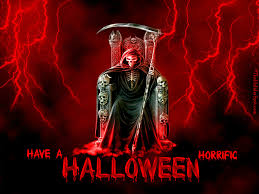 halloween horrific free high definition wallpapers