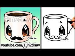 fun2draw animals cartoon characters kitty fun2draw