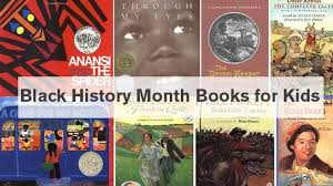 black history month books for adventures in learning