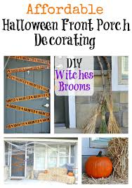 Cheap Halloween Decorations Affordable Halloween Decorations For Your Front Porch