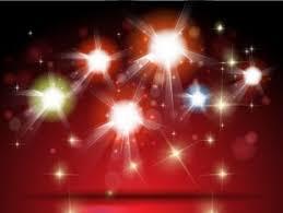 sparkling lights background free vectors ui