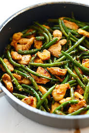 best 25 chicken green beans ideas on chicken with