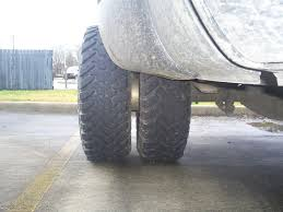 dually wheel spacers dodge ram anyone pics of dually with 285 75 17 s dodge cummins