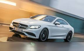 mercedes s63 amg review 2015 mercedes s63 amg coupe drive review car and driver