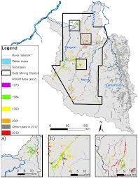 Map Of The Amazon River Remote Sensing Free Full Text Distribution Of Artisanal And