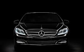 mercedes logo black and white download benz car on black background mojmalnews com