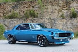 1969 camaro restomod for sale 1969 camaro rs ss pro touring restomod 454ci 4 spd ps pdb ac