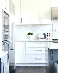 kitchen cabinets with cup pulls pulls for shaker cabinet get white shaker kitchen cabinets ideas