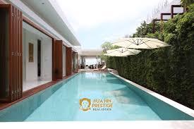hua hin prestige real estate luxury condo pool villa sale