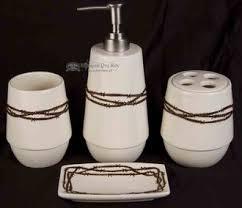 Rustic Bathroom Accessories Sets - best 20 southwestern bathroom accessory sets ideas on pinterest