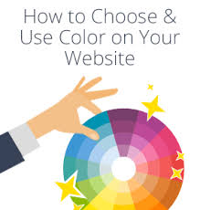 choosing a color scheme how to choose good website color schemes may 2018