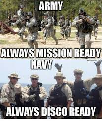 Funny Military Memes - always disco ready navy memes clean mandatory fun