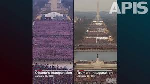 picture of inauguration crowd wonderful cnn u0026 liberals run with fake trump inauguration