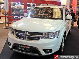 Dodge Journey Platinum - 2014 dodge journey 6 speed platinum indonesia