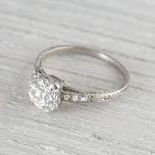 antique art deco engagement rings sydney archives monster ring