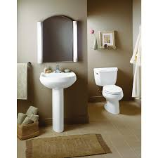 shop kohler wellworth white watersense labeled elongated standard